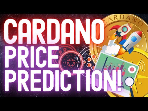 Cardano ADA Price News Today – Price Prediction Before Hard-Fork, Technical Analysis!