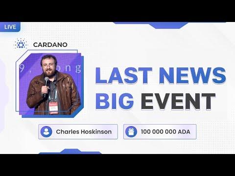 Cardano ADA Breakout ( 5$ September ) ! Breaking Cardano News !