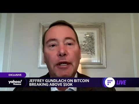 Gundlach on gold vs bitcoin: Bitcoin is too risky… gold is in hibernation