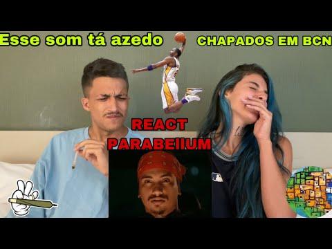 REACT – DALSIN ''PARABELLUM'' [QUE SOM PESADOOO ?] CHAPADOS EM BCN ✨????