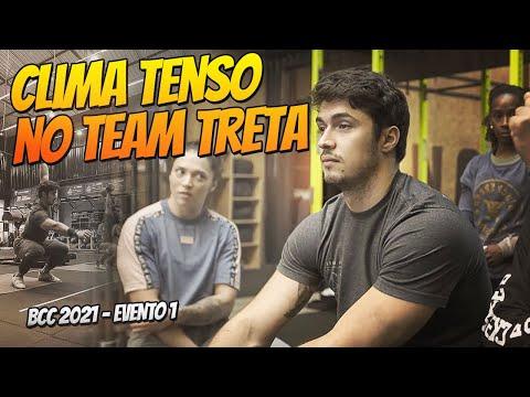 O TIME JÁ COMEÇOU TRETANDO!!    TEAM TRETA BCC 2021