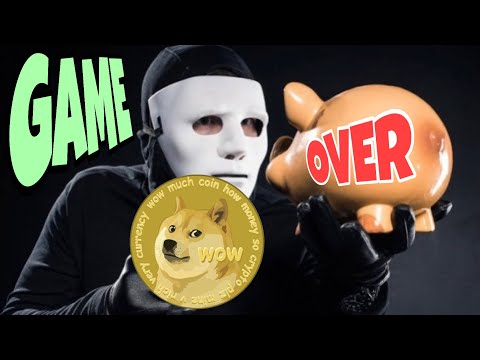 They're BLOCKING Dogecoin & Bitcoin ⚠️