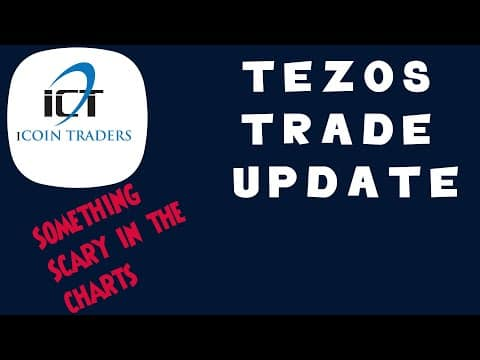 TEZOS and SCARY MARKET UPDATE