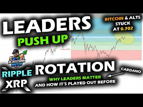 The GIGANTIC ROTATION in ALTCOIN MARKET and Ripple XRP Price Chart in 2017, Bitcoin Retrace Battle
