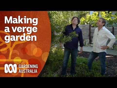 Beautify streetscapes by making a verge garden | Garden Design and Inspiration | Gardening Australia