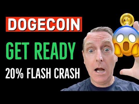 DOGECOIN WARNING ! GET READY ! FLASH CRASH! LATEST NEWS & PRICE UPDATES NOW!! #DOGENOW #SOLNEWS #SOL