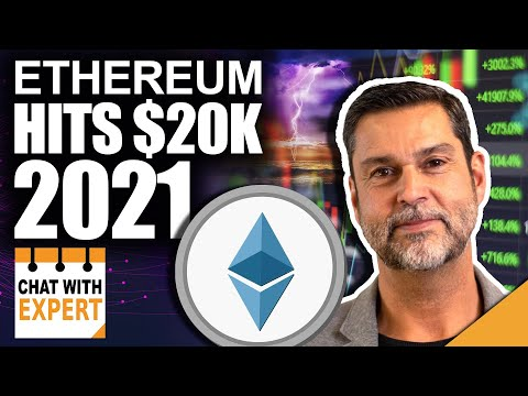 20k Ethereum This Year (Why ETH Crushes Bitcoin)
