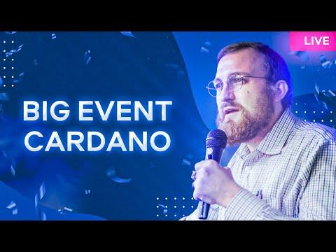 Charles Hoskinson: We Expect $5 per Cardano on September !! ADA/BTC NEWS and PRICE CARDANO