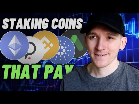 10 Best Staking Coins 2021 That Pay You Money!!