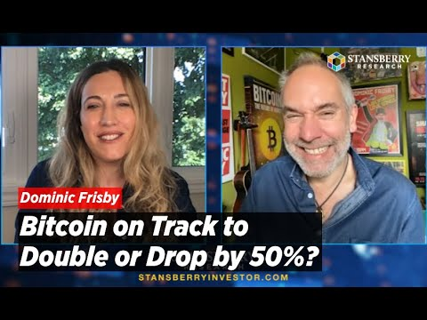 Bitcoin on Track to Double or Drop by 50%? Here's What to Expect Next | Dominic Frisby