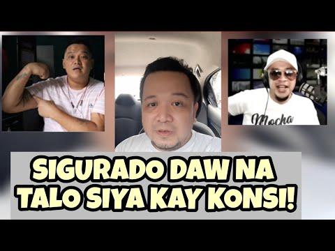 Banat By umatras kay Konsi Awi Sia!! Hindi daw seryoso ang hamon kay Mayor Isko!!