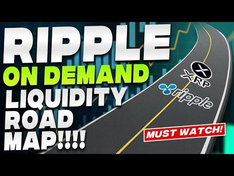 Ripple XRP News – Ripples ON DEAMAND LIQDUITY 2021 ROADMAP! Visa + Ripple to run the middle east!