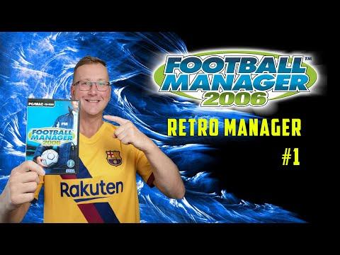 Football Manager 2006 PL   Sentymentalne wybory   Retro Manager #1