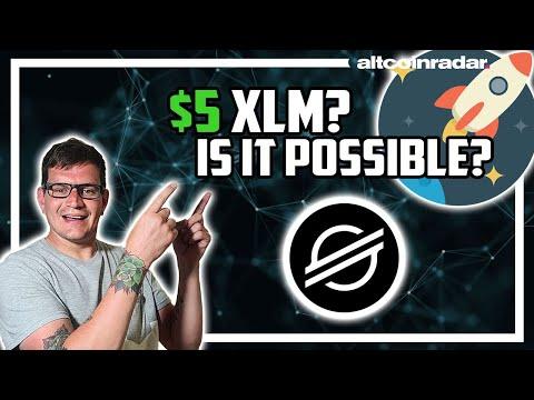 Can Stellar Lumens (XLM) Reach $5? Let's Find Out!
