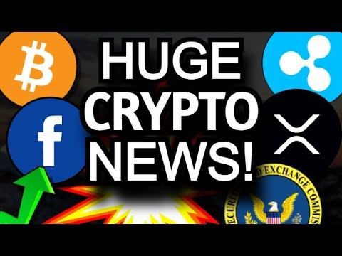 Facebooks Head of Crypto Bullish on Bitcoin & SEC Ripple XRP Lawsuit News!