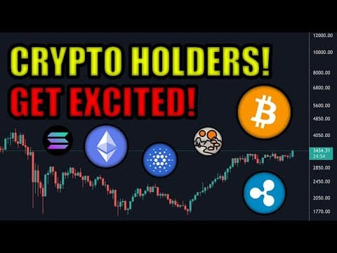 CRYPTO BULL MARKET FAR FROM OVER! PHASE 1 JUST BEGUN! [Cardano, XRP, Ethereum News]