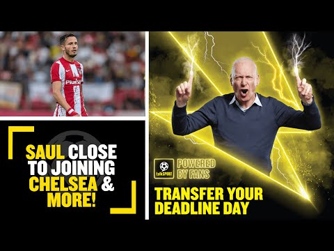 DEADLINE DAY UPDATE⚠️ Saul Niguez on the verge of joining Chelsea on loan & Tomiyasu joins Arsenal!