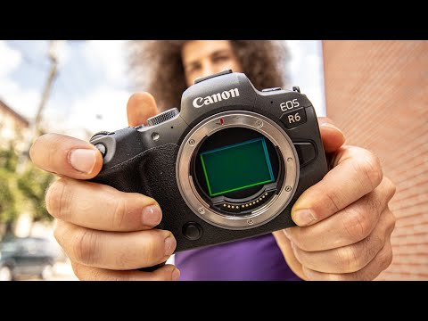 """Canon EOS R6 """"One YEAR Later"""" REVIEW"""