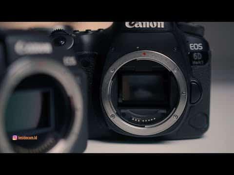 Canon EOS RP VS EOS 6D II … Duel Beda Generasi !