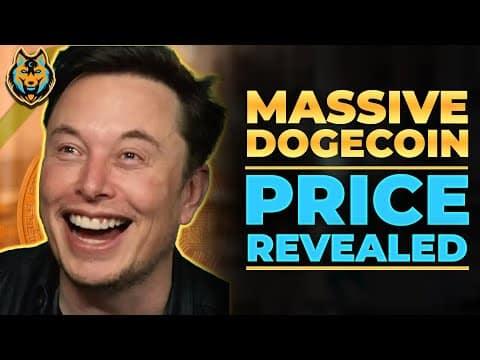 Elon Musk Revealed This BIG Dogecoin Thing! (Insane!)
