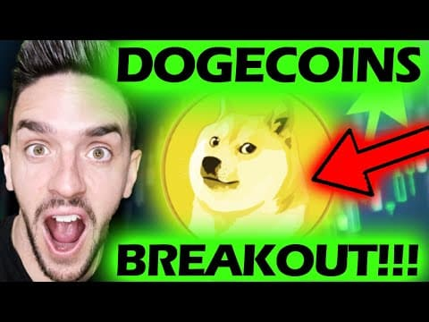 DOGECOINS NEXT BIG MOVE!!!!!!!!!!!!!!!!! ????? #DOGECOIN #DOGE