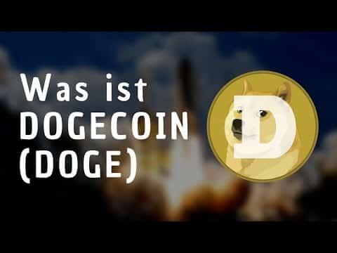 Was ist Dogecoin? Dogecoin (DOGE) einfach erklärt