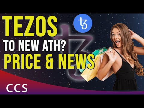 Tezos to new ATH – Last News and XTZ Price Targets