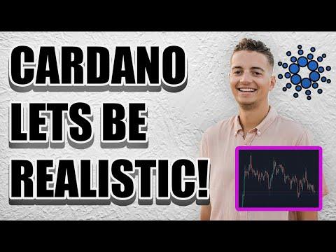 CARDANO A SLEEPING GIANT?! ADA PRICE UPDATE & DAILY NEWS!