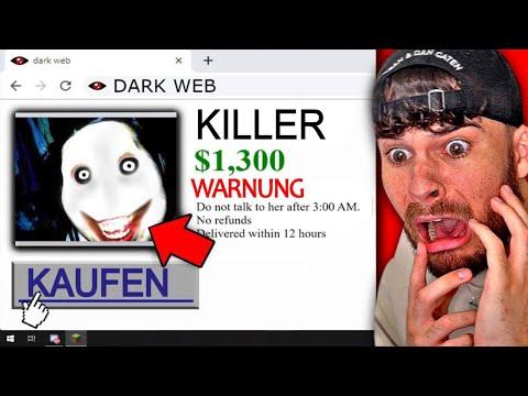 Omg ? Ich KAUFE ein KILLER im DARK WEB um 3 UHR Nachts! (es geht SCHIEF)