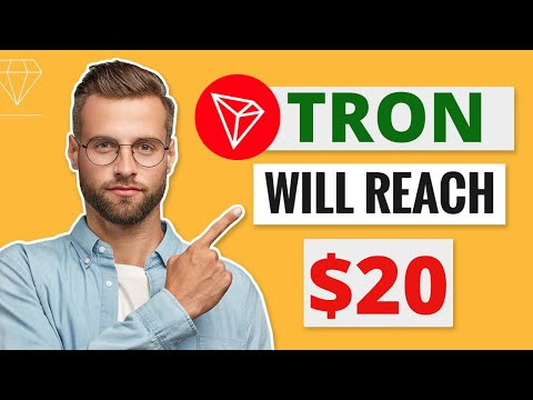 TRON WILL REACH $20 HERE IS WHY?? – TRON TRX Coin Price Prediction – TRON Crypto