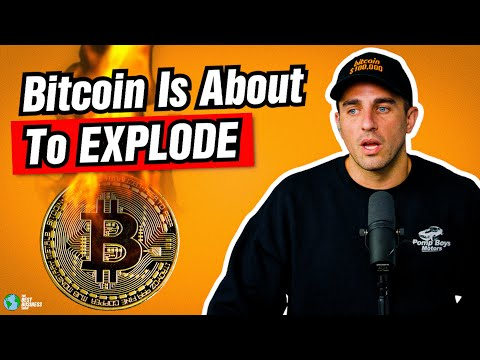 Bitcoin Is Going To EXPLODE Soon.