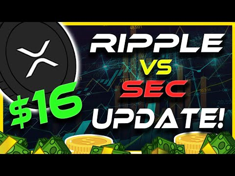 XRP Price Will Pump! Ripple vs SEC Lawsuit Update   Ripple News Today   Crypto News Today