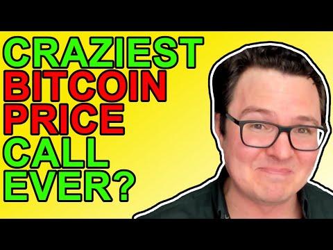 Insane Bitcoin Price Prediction! [Crypto News 2021]