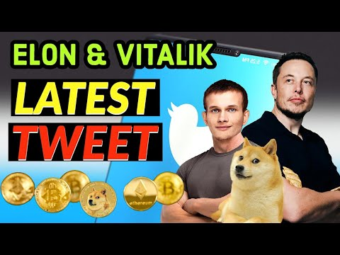 Elon Musk & Vitalik BIG NEW Dogecoin Tweet!!! Latest DOGECOIN  News & Updates!!