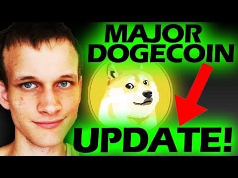 DOGECOIN BREAKING NEWS!!!!!!!!!!!!!!!!!!!!!!!!!!!!!! #DOGECOIN #DOGE