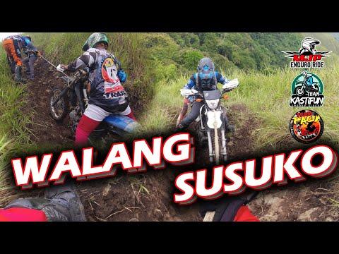 Enduro Trail Ride Philippines | WALANG SUSUKO| XTZ 125 , KLX 150 , UNDERBONE , RUSI 200, CRF 150L