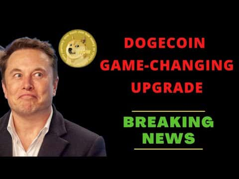 DOGECOIN GAME-CHANGING UPGRADE IS OUT NOW! (10000% LOWER FEES!) BREAKING NEWS!