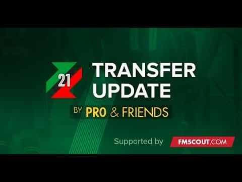 Aktualizacja Transferów. 18-zespołowa Ekstraklasa – Football Manager 2021