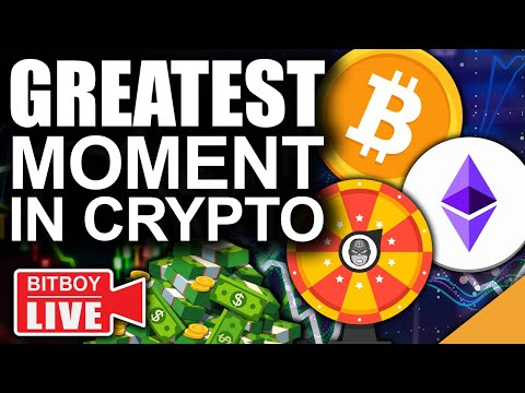 Ethereum & Bitcoin Ready To Steal Show (Fastest Pass To $100k BTC)