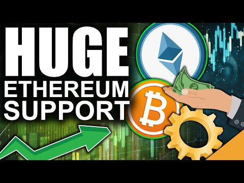 Ethereum Support Sets Up For 12k (CRYPTO Profit Train Leaving the Station)
