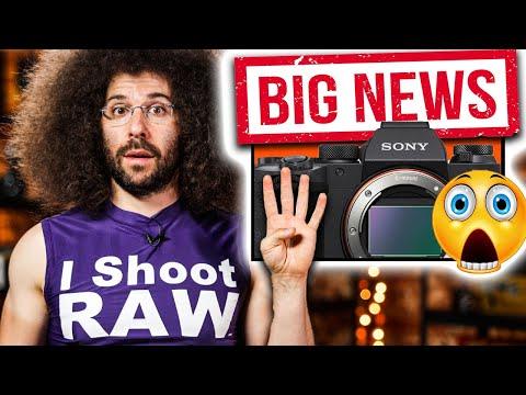 SONY a7 IV SPECS LEAK?! Canon R3 Announced…soon?