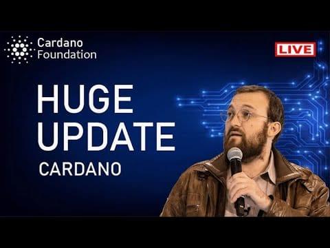 Charles Hoskinson: Tesla Accepting Cardano ADA Later This Year. Crypto ADA Cardano Bitcoin news.