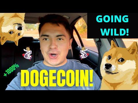 🔥 NEW DOGECOIN UPDATE! DOGECOIN GOING WILD!! *PREDICTION & NEWS*