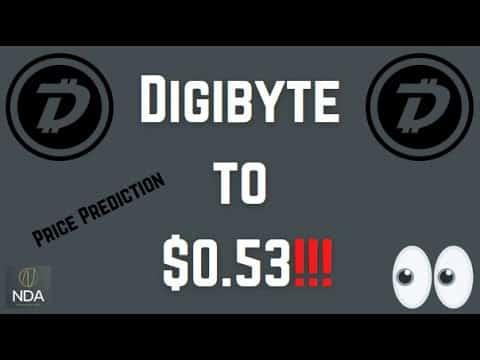 Digibyte to $0.53! (Price Prediction)