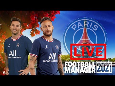 Football Manager 2021 PL LIVE – Władcy Paryża