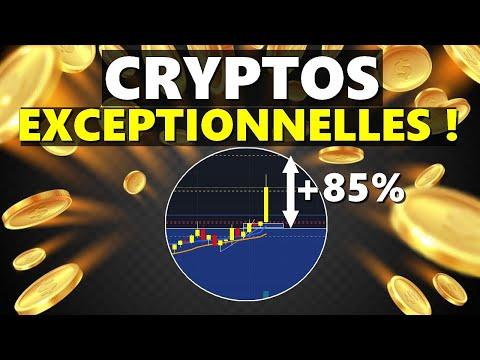 CRYPTOS PÉPITES DU WEEKEND ! 🤑 Analyse du top 10 crypto-monnaies : Bitcoin, Ethereum, MATIC,  STMX 📈