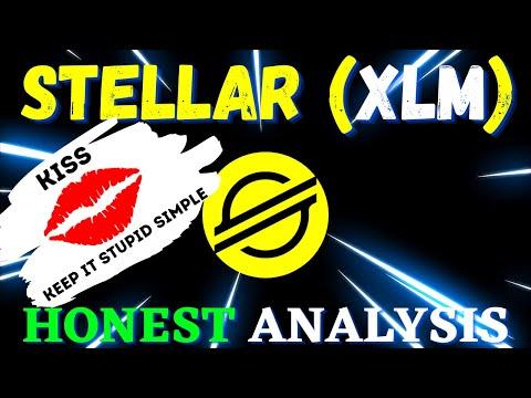 STELLAR (XLM) HONEST PRICE ANALYSIS – (KISS) KEEP IT STUPID SIMPLE – SHOULD I BUY XLM? – XLM CRYPTO