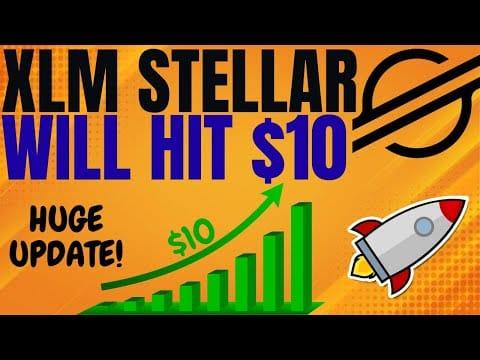 XLM WILL EXPLODE SOON, GET READY! XLM STELLAR LUMENS Price Prediction 2021! XLM Price Prediction!