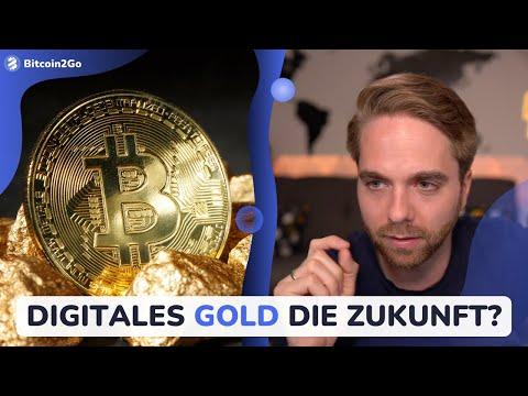 Bitcoin – Das digitale Gold der Zukunft kaufen?