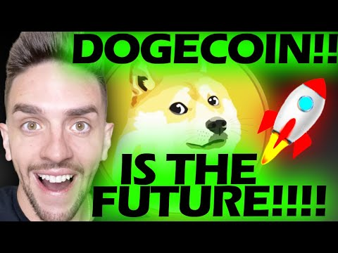DOGECOIN IS THE FUTURE!!! HERES WHY!!!!!!!!!!!! #DOGECOIN #DOGE